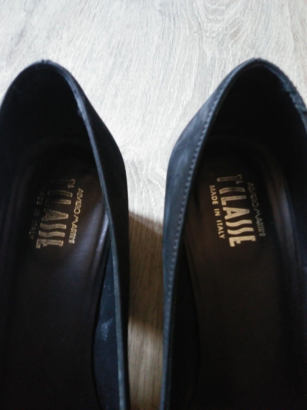 ALVIERO ALVIERO ALVIERO MARTINI 1a CLASSE zapatos NR.37 0917a3