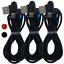 3Pack-6Ft-90-Degree-Right-USB-Type-C-Cable-Fast-Charger-Heavy-Duty-Charge-Cord miniature 1