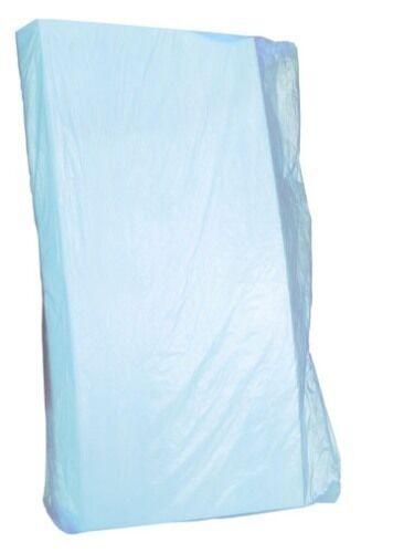 40 Sacchi per materasso 1 piazza x trasloco//conservare Mis cm 145 x 235 azzurro