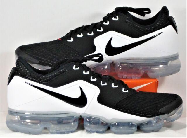 67af68d413b Nike Air VaporMax Vapor Max CS Black   White Running Shoes Sz 9 NEW AH9046  00