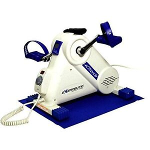 Leg Exercise Machine Bike Exerpeutic Foot Pedal Therapy