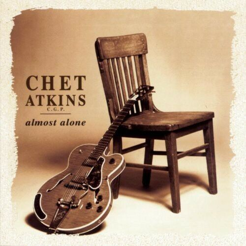 Chet Atkins - Almost Alone [New CD] Manufactured On Demand