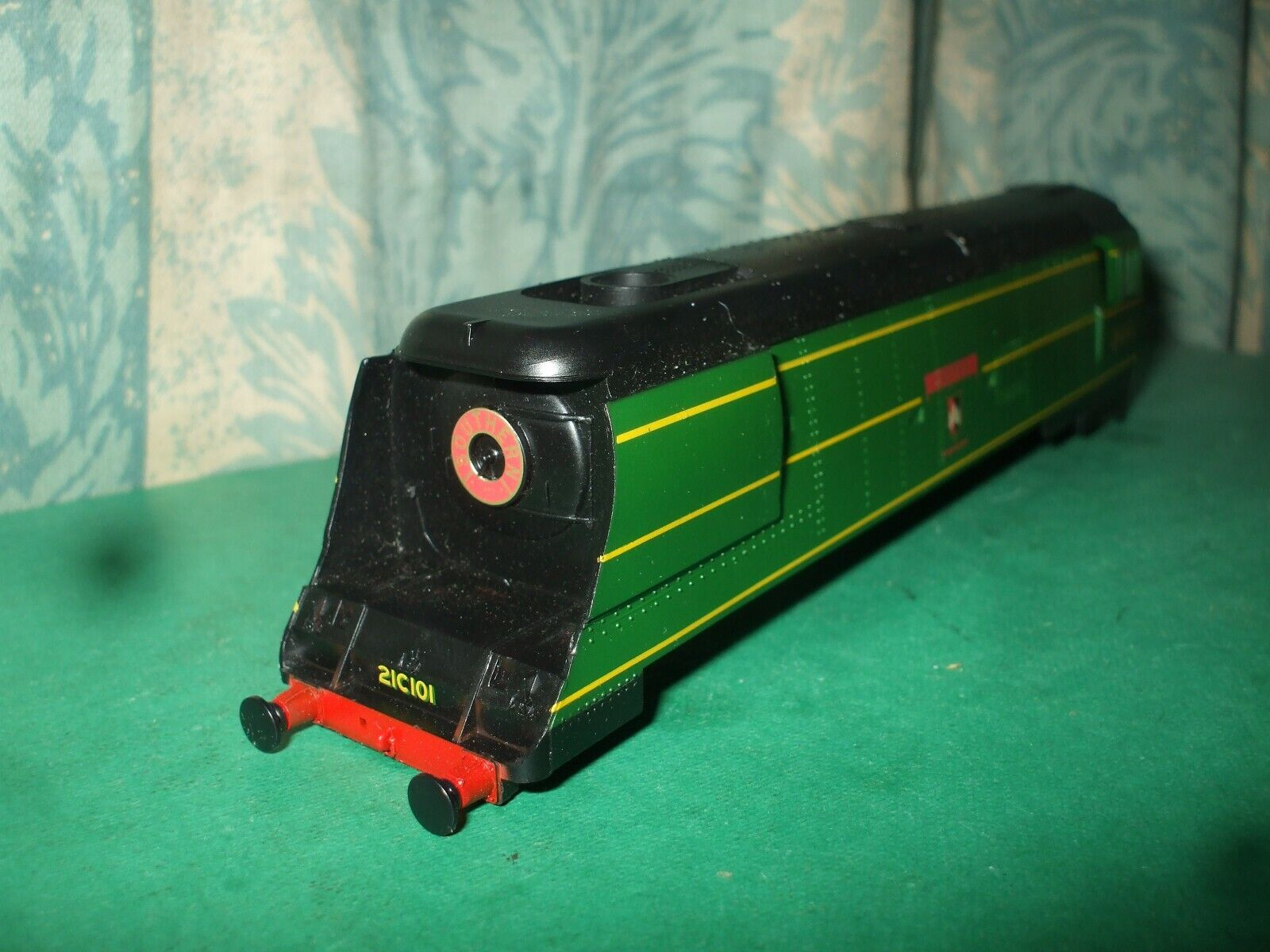 HORNBY SR WEST COUNTRY CLASS LOCO BODY ONLY - EXETER