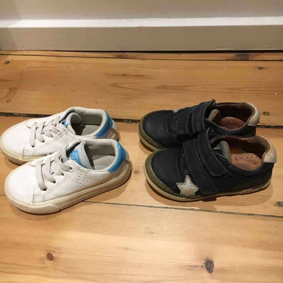 c32d9ff1765 Sneakers, str. 24, Bisgaard + H&M – dba.dk – Køb og Salg af Nyt og Brugt