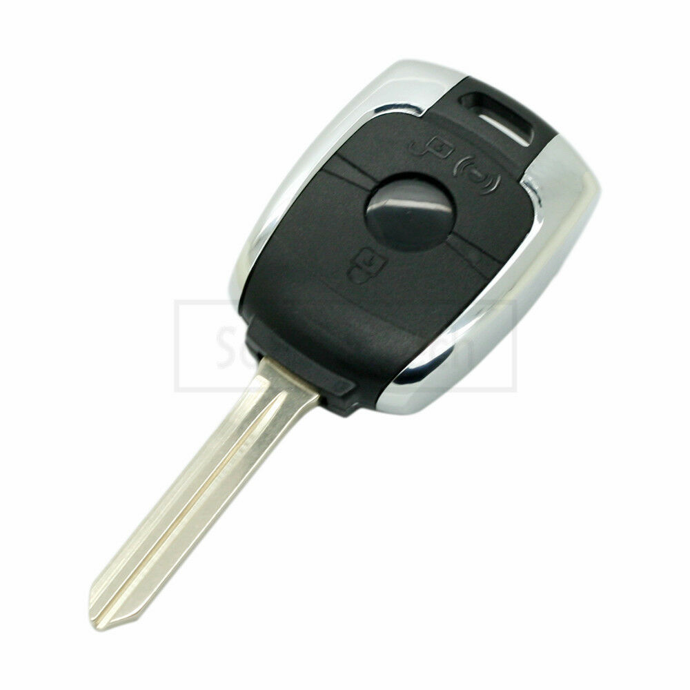 Replacement Remote Key Case For Ssangyong Actyon Kyron Rexton Shell Cover Fob 2b For Sale Ebay
