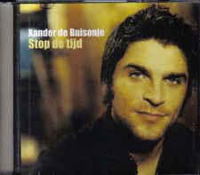 Xander de Buisonje-Stop De Tijd Promo cd single