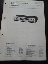 Original Service Manual  Blaupunkt Delta 3091