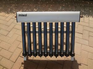 10 units of Vacuum Tubes  water heater evacuated tubes for solar water heater