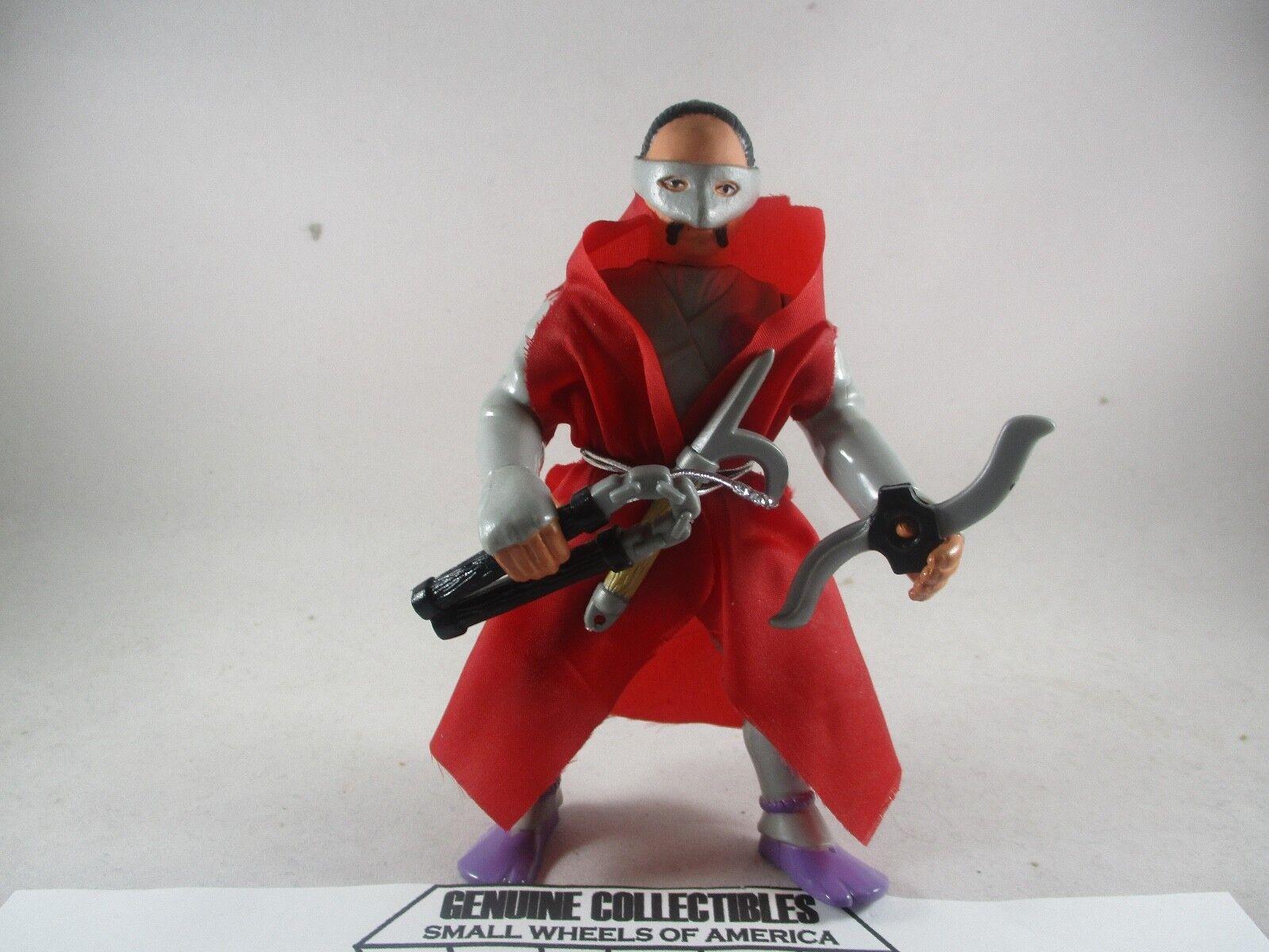 Ninja - krieger feinde des bösen  scorpia  1986 roten umhang enthalten 100% abgeschlossen