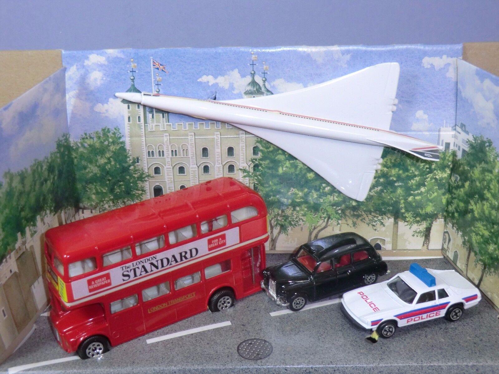 CORGI TOYS GIFT SET MODEL No.GS C34      TOWER OF LONDON            MIB