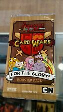 Adventure Time Card Wars For the Glory! Booster Pack (Cryptozoic)