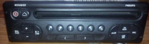 Autoradio car audio Philips CD Laguna 1 radiosat 6000 Renault RS 7700433070