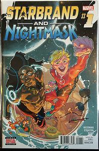 Starbrand-and-Nightmask-1-NM-1st-Print-Marvel-Comics