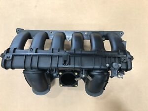 Details about 06-08 BMW 325xi 325 E90 325i 2 5L N52 ENGINE AIR INTAKE  MANIFOLD OEM #26