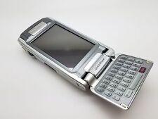 Raro Retro Sony Ericsson P910i-Plata (Desbloqueado) Teléfono Inteligente De Ambiente