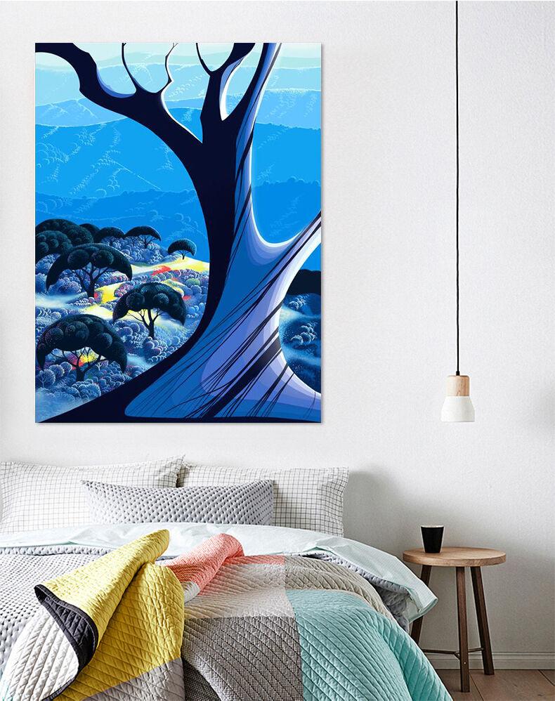 3D Bäume, Wald 34 Fototapeten Wandbild Fototapete Bild Tapete Familie AJSTORE DE