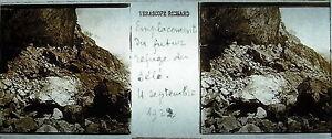 Plaque-stereoscopique-photographie-1922-emplacement-du-future-Refuge-du-Sele