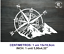 Sticker-Vinilo-Rosa-de-los-Vientos-D-Brujula-Camper-Montana-Mountain-Adventure miniatura 3