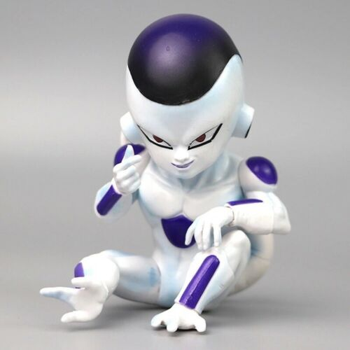 Dragon Ball Z DBZ Super Saiyan Funny Majin Buu Boo Cell Freezer SD Figurine