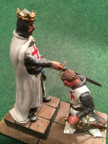 Black Hawk Toy Soldier, Templar Series O Accolade