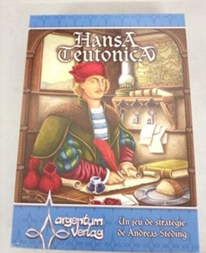 HANSA TEUTONICA splendid masterpiece from A Steding RARE & NEW