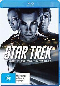 Star-Trek-XI-Blu-ray-2009-1-Disc-Terrific-Condition