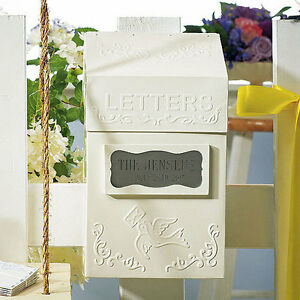 Image Is Loading Letter Box Mailbox Wishing Well Card Wedding