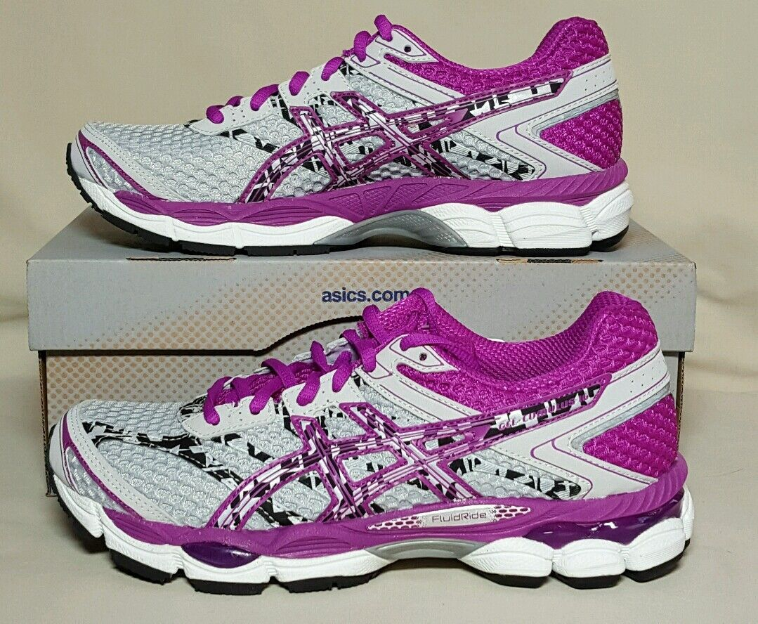 ASICS GEL-CUMULUS 16 LITE-SHOW WOMENS T4C5N 9336 LIGHTING/PURPLE/BLACK NEW/BOX Special limited time