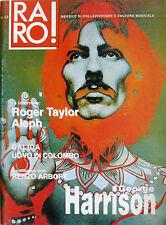 RARO 52 1995 George Harrison Aleph Dalida Roger Taylor L'Uovo Di Colombo