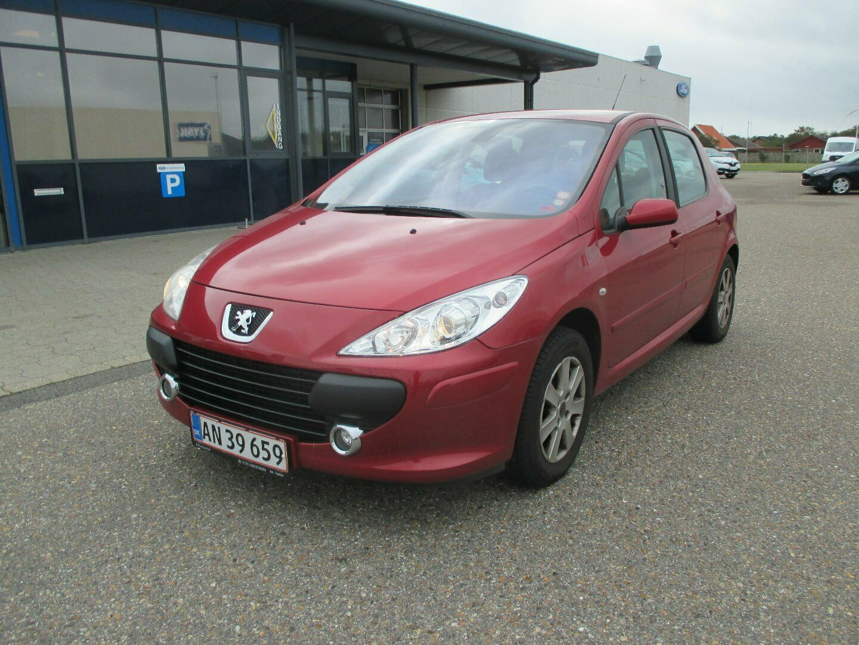 Peugeot 307 1,4 Performance