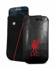 Official Liverpool Football Club Mobile Phone Smartphone PU Leather Pouch-Big