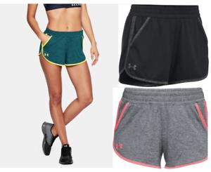 Under Armour UA Women/'s Tech Twist Sports Gym Shorts New