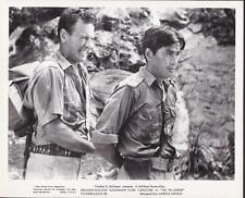 William Holden Tetsurô Tanba The 7th Dawn 1964 original movie photo 27560