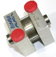 Bimba 1/4 Double End Air Cylinder Fsd-09-0.25