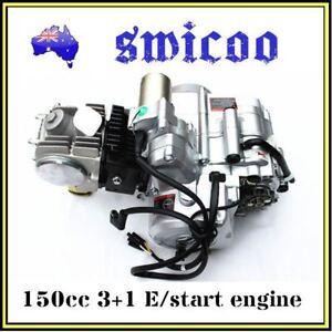 150cc 31 Semi Auto Reverse Engine Motor Quad Atv Dune Buggy Mini
