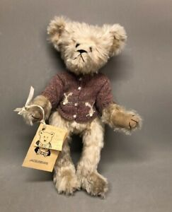 OOAK-Artist-JACQUE-KUDNER-Mohair-Fully-Jointed-BEAR-034-SWEETIE-034-Signed-Dated-Tag