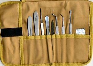 Completa-disecar-Kit-analizando-las-herramientas-de-un-profesional-de-Lona-Bolsa