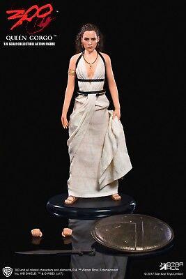 "Star Ace 1//6 Scale 12/"" 300 Queen Gorgo Action Figure SA-0038 New"