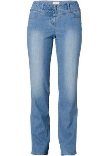 l nouveau pantalon femmes stretch Light used bleu l30 et l34 Sheego Jeans taille k