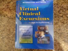 Virtual Clinical excursions 3.0- for Medical-surgical nursing