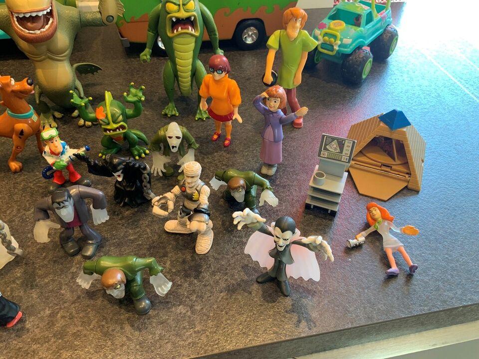 Scooby-doo lot, Scooby-doo
