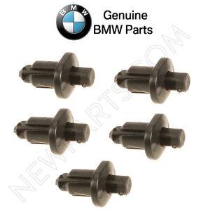 for BMW e38 Hood Grille Rivet GENUINE set 5