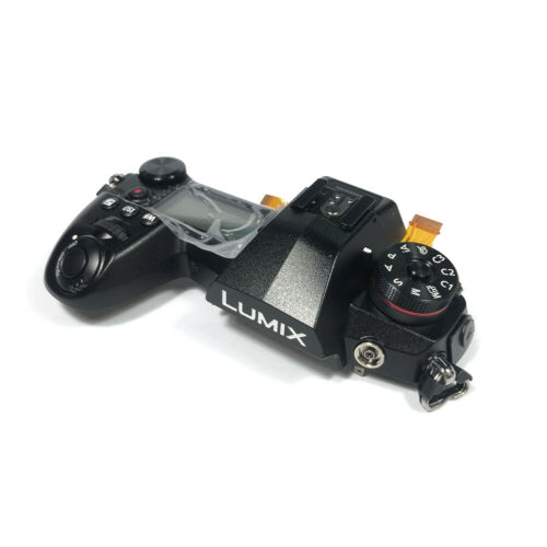 Panasonic Lumix Camera Top Case Unit Switch Button DC-G9  Repair Part 2YM2MC471Z