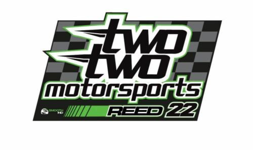 Smooth Industries Chad Reed TWO TWO MOTORSPORTS Mouse Pad