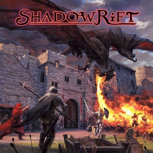 Shadowrift Card Game - 2nd Edition