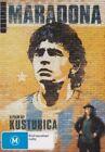 MARADONA - a Film by Kusturica DVD Region 4