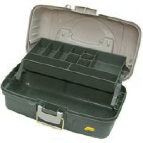 Extending Cantilever-Tray Design Details about  /Plano 6201 One-Tray Tackle Box Bait Storage