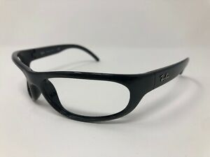 Authentic-RAY-BAN-RB4033-Predator-Sunglasses-Frames-601-3N-Gloss-Black-VB41