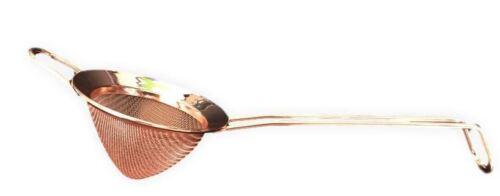 80mm Fine Copper Cocktail Strainer