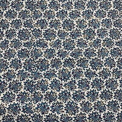Quilter's Showcase for Jo-Ann New Blue Pink Cotton Fat Quarter Quilting Fabric